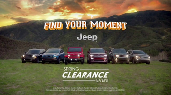 Jeep Spring Clearance Event TV Spot, 'The Great Outdoors: Latitude' [T2] - Thumbnail 8