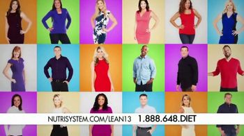 Nutrisystem Lean13 TV Spot, 'Lucky Number' Featuring Marie Osmond - 112 commercial airings