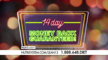 Nutrisystem Lean13 TV Spot, 'Lucky Number' Featuring Marie Osmond - Thumbnail 3