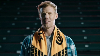 Continental Tire TV Spot, 'Supporters' Featuring Alexi Lalas - Thumbnail 1