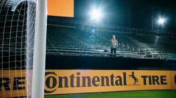 Continental Tire TV Spot, 'Supporters' Featuring Alexi Lalas - Thumbnail 2