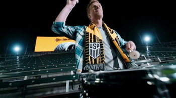 Continental Tire TV Spot, 'Supporters' Featuring Alexi Lalas - Thumbnail 6