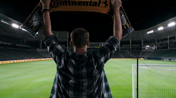 Continental Tire TV Spot, 'Supporters' Featuring Alexi Lalas - Thumbnail 7