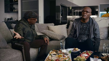 Capital One TV Spot, 'Clapper' Ft. Samuel L. Jackson, Charles Barkley - 116 commercial airings