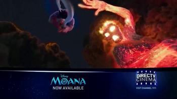 DIRECTV Cinema TV Spot, 'Moana' - Thumbnail 6
