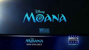 DIRECTV Cinema TV Spot, 'Moana' - Thumbnail 7
