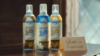 International Delight One Touch Latte TV Spot, 'Make Your Own Latte' - Thumbnail 8