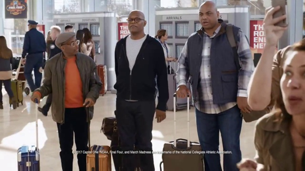 Capital One TV Commercial, 'Chuck's Town' Ft. Samuel L. Jackson, Charles Barkley