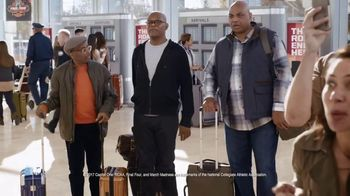 Capital One TV Spot, 'Chuck's Town' Ft. Samuel L. Jackson, Charles Barkley - 103 commercial airings
