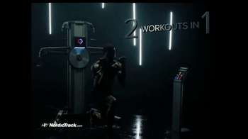 NordicTrack Fusion CST TV Spot, 'Personal Trainer Guided Workouts' - Thumbnail 6