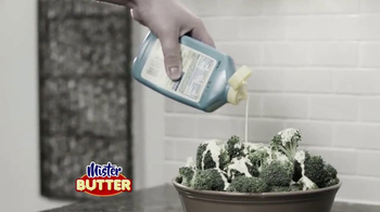 Mister Butter TV Spot, 'Spray and Spritz' - Thumbnail 5