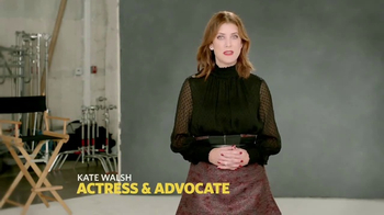 National Geographic TV Spot, 'TOMS: Big Cats Initiative' Feat. Kate Walsh
