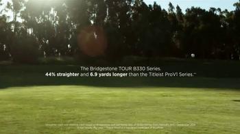 Bridgestone Golf B330 Series TV Spot, 'The Herd' Featuring Tiger Woods - Thumbnail 9