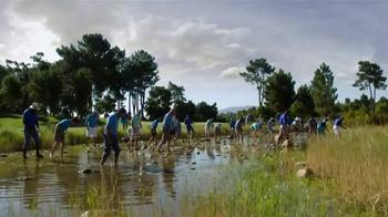 Bridgestone Golf B330 Series TV Spot, 'The Herd' Featuring Tiger Woods - Thumbnail 2