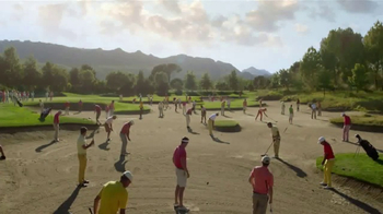 Bridgestone Golf B330 Series TV Spot, 'The Herd' Featuring Tiger Woods