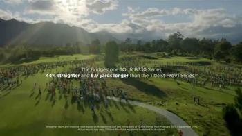 Bridgestone Golf B330 Series TV Spot, 'The Herd' Featuring Tiger Woods - Thumbnail 8