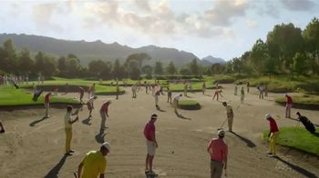 Bridgestone Golf B330 Series TV Spot, 'The Herd' Featuring Tiger Woods
