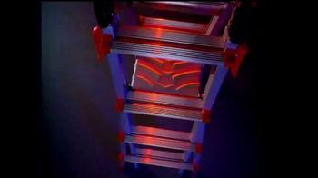 Little Giant Xtreme Ladder TV Spot, 'Safer, Easier, Faster' - Thumbnail 1