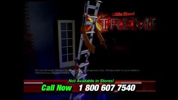 Little Giant Xtreme Ladder TV Spot, 'Safer, Easier, Faster' - Thumbnail 4