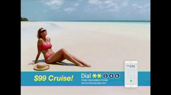 Royal Seas Cruises TV Spot, 'Deal of the Day: Mobile Phone' - 36 commercial airings
