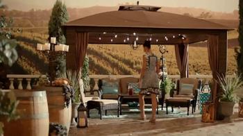 Big Lots Big Furniture & Home Sale TV Spot, 'Vineyard' - Thumbnail 3