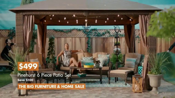 Big Lots Big Furniture & Home Sale TV Spot, 'Vineyard'