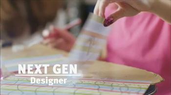 Milk Life TV Spot, 'HGTV: Next Gen Designer' - Thumbnail 1