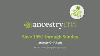 AncestryDNA TV Spot, 'Celebrate St. Patrick's Day' - Thumbnail 9