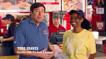 Raising Cane's TV Spot, 'All About Quality' - Thumbnail 8
