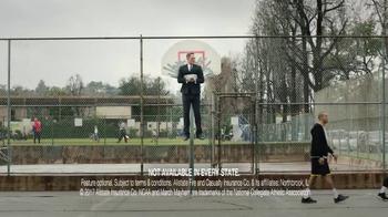Allstate Accident Forgiveness TV Spot, 'March Mayhem: Hoop' Ft Dean Winters - Thumbnail 4