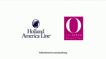 Holland America Line TV Spot, 'The Oprah Magazine Alaskan Cruise' - Thumbnail 6