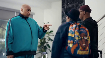 Capital One TV Spot, 'Layers' Featuring Samuel L. Jackson, Charles Barkley