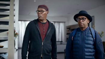 Capital One TV Spot, 'Layers' Featuring Samuel L. Jackson, Charles Barkley - Thumbnail 5