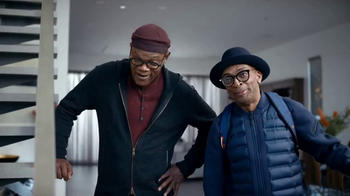 Capital One TV Spot, 'Layers' Featuring Samuel L. Jackson, Charles Barkley - Thumbnail 6
