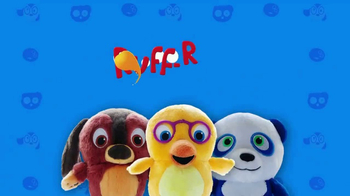 Shop Sprout TV Spot, 'Ruff-Ruff, Tweet & Dave Plush Toys'