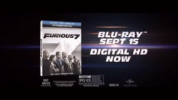 Furious 7: Extended Edition Digital HD TV Spot - Thumbnail 7