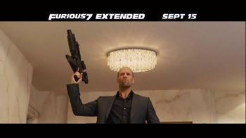Furious 7: Extended Edition Digital HD TV Spot - Thumbnail 1