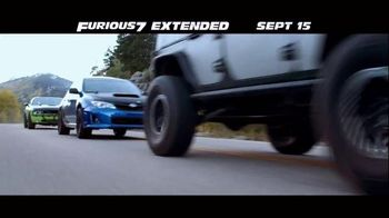 Furious 7: Extended Edition Digital HD TV Spot - Thumbnail 4