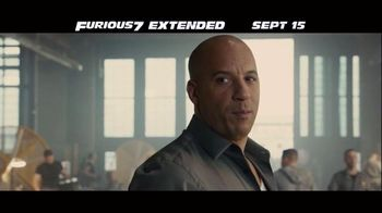 Furious 7: Extended Edition Digital HD TV Spot - Thumbnail 5