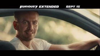 Furious 7: Extended Edition Digital HD TV Spot