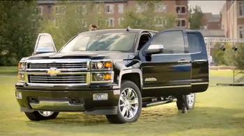 Chevrolet Silverado TV Spot, 'Who's Driving: ESPN College Gameday' - Thumbnail 6