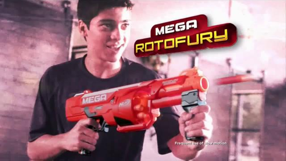 Modify Nerf Mega Rotofury to Shoot Elite Darts