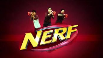 Nerf N-Strike Mega RotoFury TV Spot, 'Mega Power' - Thumbnail 1