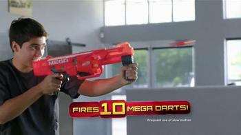 Nerf N-Strike Mega RotoFury TV Spot, 'Mega Power' - Thumbnail 3