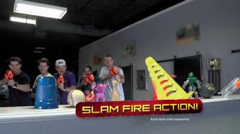 Nerf N-Strike Mega RotoFury TV Spot, 'Mega Power' - Thumbnail 4