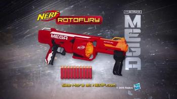 Nerf N-Strike Mega RotoFury TV Spot, 'Mega Power' - Thumbnail 7