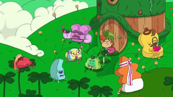 Lucky Charms TV Spot, 'Queen of Wishes' - Thumbnail 1