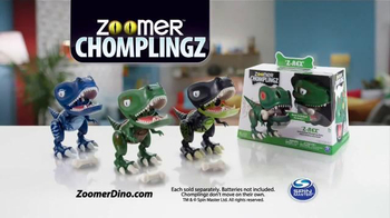 Zoomer Chomplingz TV Spot, 'Meet the Chomplingz' - Thumbnail 8