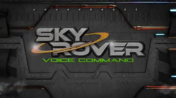 Sky Rover Voice Command Helicopter TV Spot, 'Take Control' - Thumbnail 1