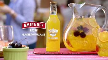 Smirnoff Ice Screwdriver TV Spot, 'Pre-Game Sangria' - Thumbnail 7